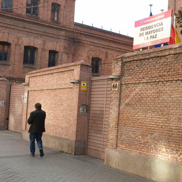 Residencia La Paz de Madrid