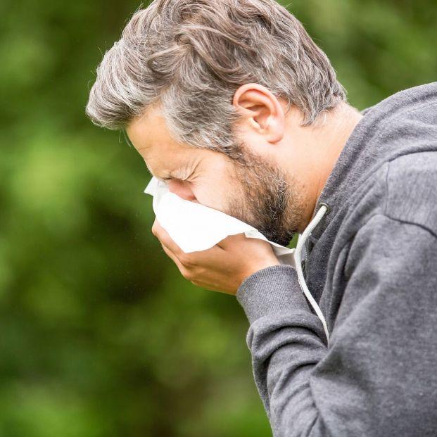 Se puede tener alergia al polen en invierno (Bigstock)