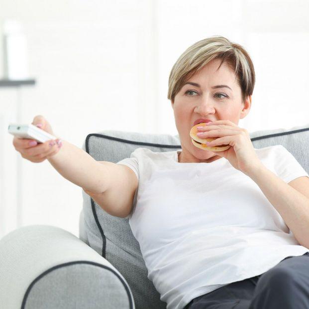 El sedentarismo favorece la incontinencia urinaria en las mujeres mayores