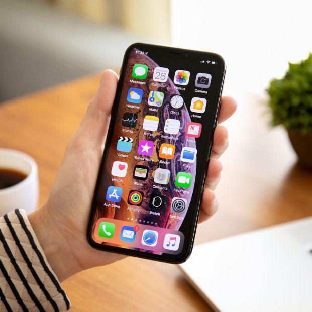 ¿Cómo configuro mi iPhone desde cero? (big stock )