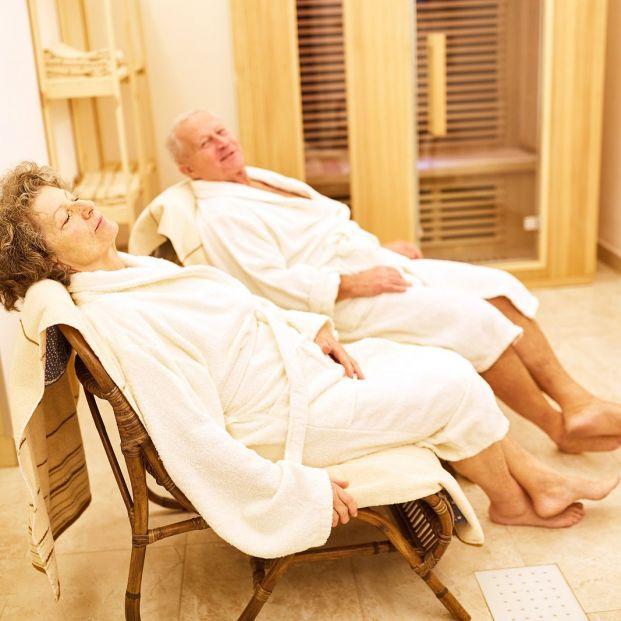 Consejos que deben seguir los mayores cuando van a un spa