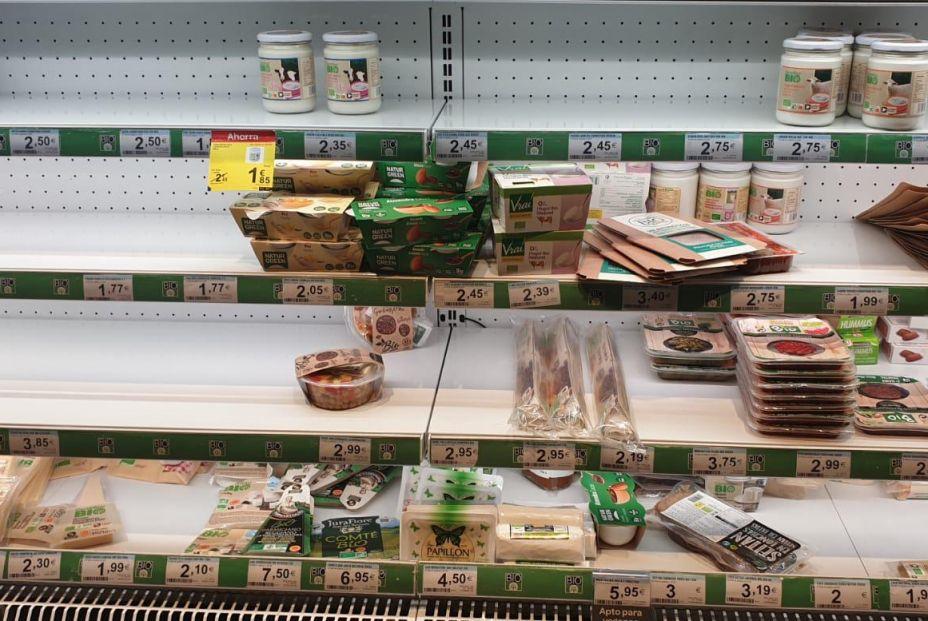 Supermercados coronavirus