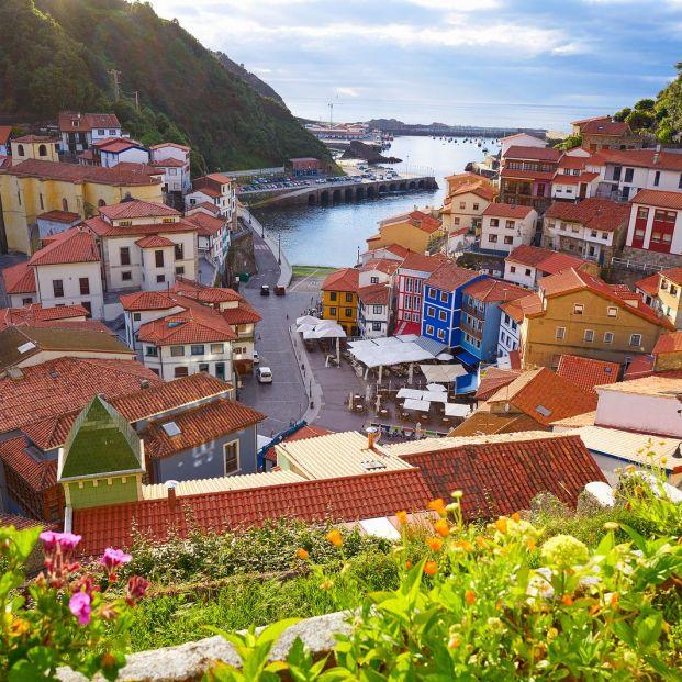 Las villas marineras más bonitas de España, Cudillero