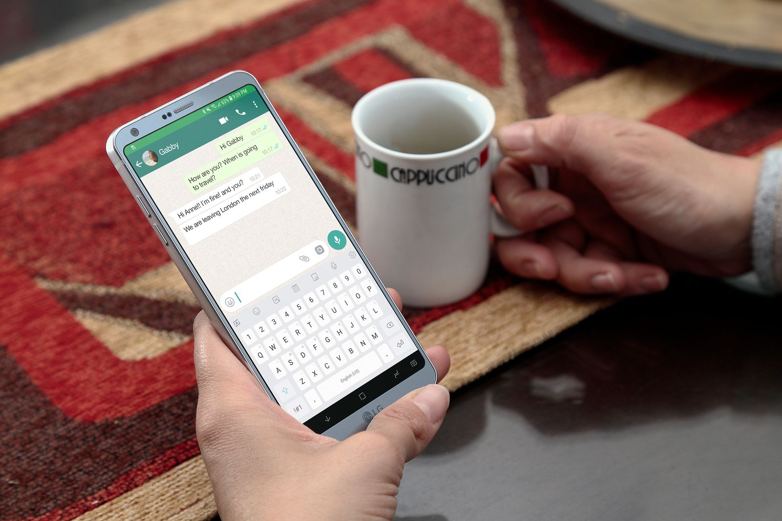 El truco de WhatsApp para cambiar el tipo de letra