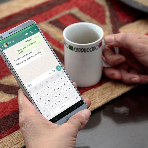 ¿Cómo puedo cambiar el tamaño de la letra de WhatsApp?