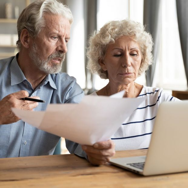 Cómo cambiar la domiciliación o los datos bancarios de la pensión