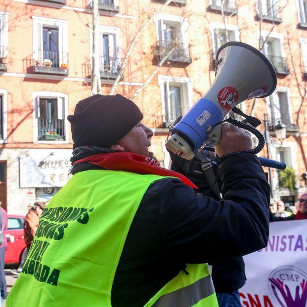 En España hay tan solo 2,14 trabajadores por cada pensionista