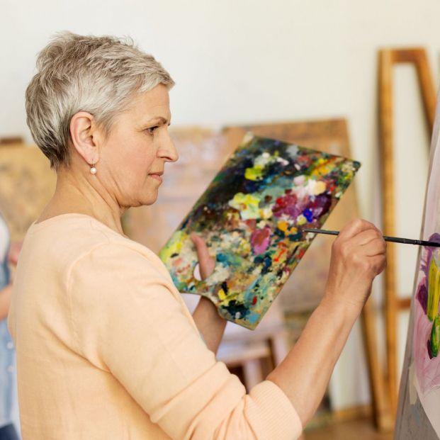 Arteterapia, en qué consiste y a quién se dirige (Bigstock)