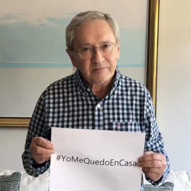 """Fernando Ónega y 65Ymás se suman a la campaña """"#Yo me quedo en casa"""""""