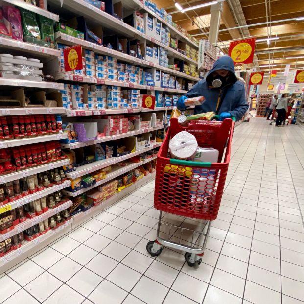 Supermercados durante el coronavirus