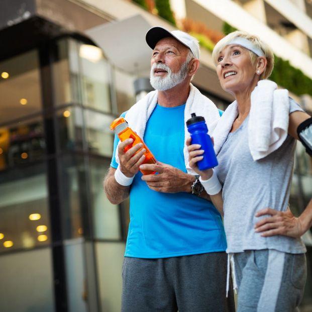 Los higos, un alimento óptimo para los mayores que practican habitualmente deporte