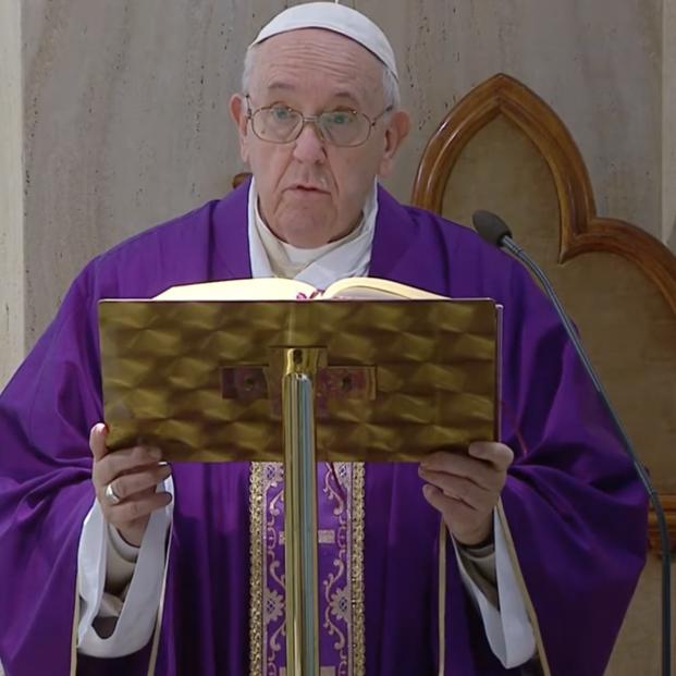 El Papa reza por los mayores que están solos y con miedo ante la pandemia. Las 10 buenas noticias del coronavirus de hoy 19 de abril
