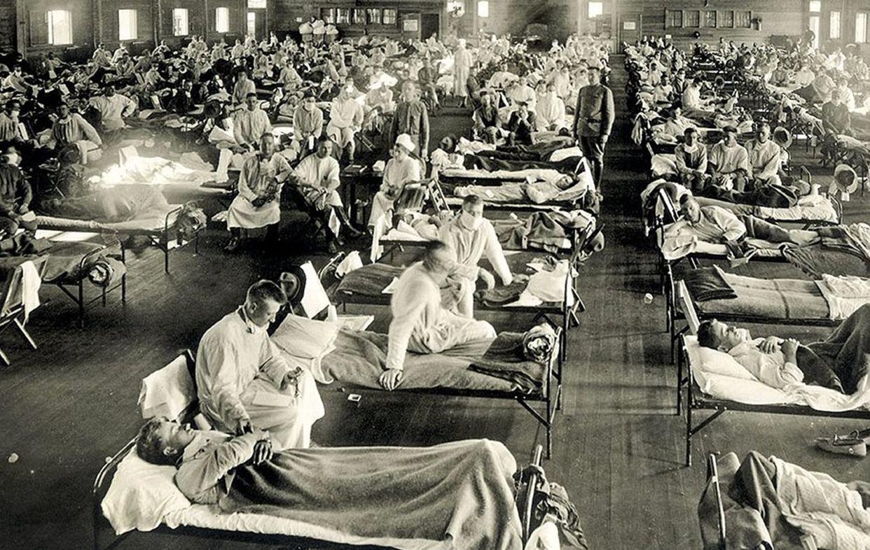 Las consecuencias de la gripe española de 1918
