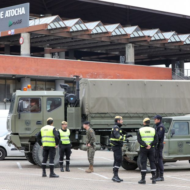 """La Comunidad de Madrid pide al Gobierno apoyo militar """"urgente"""""""