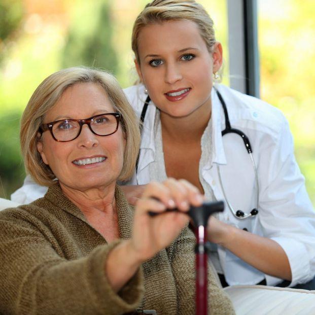 Habilidades para cuidar de una persona mayor dependiente