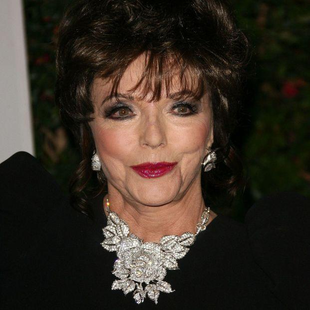 ¿Qué fue de la villana televisiva Joan Collins?