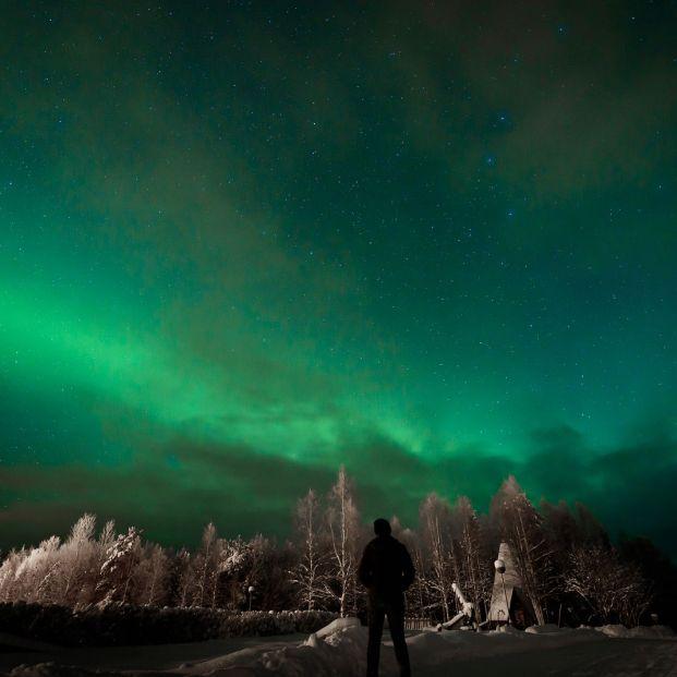 Finlandia, el país de las auroras boreales y Santa Claus