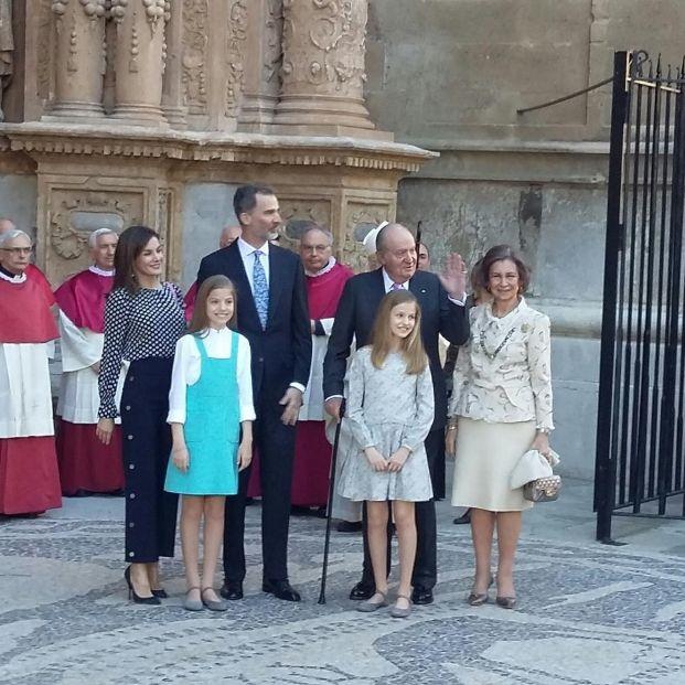 Los escándalos más sonados de la familia real española