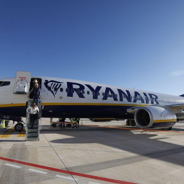 Ryanair anuncia dos nuevas rutas a partir de junio