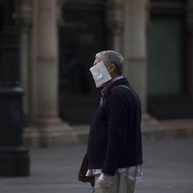 Voluntariado contra la soledad de los mayores en tiempos de coronavirus.Foto: EuropaPress