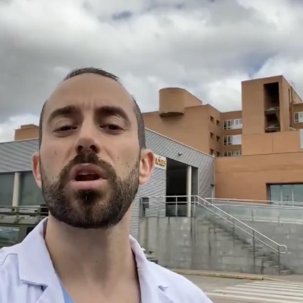 Situación desesperada en un Hospital de Madrid: suplican por mascarillas, gafas y batas impermeables
