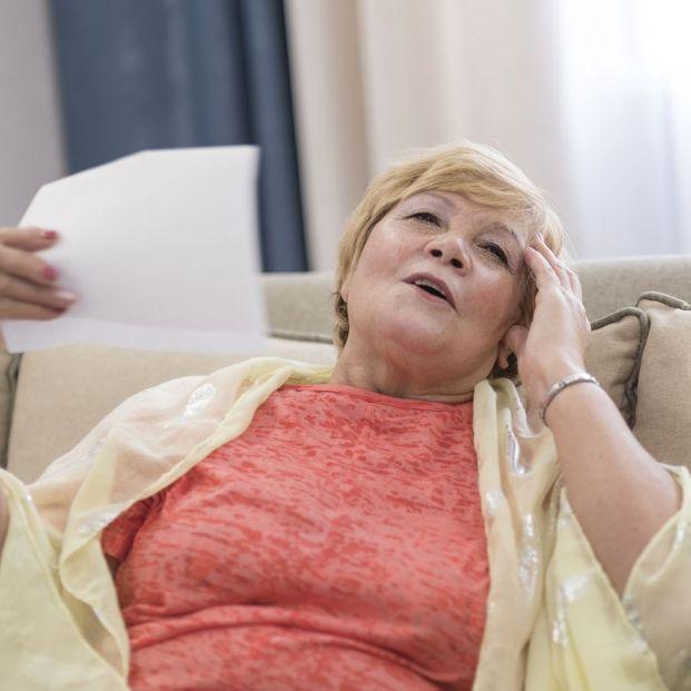 Terapia Hormonal Sustitutiva para combatir los sofocos de la menopausia