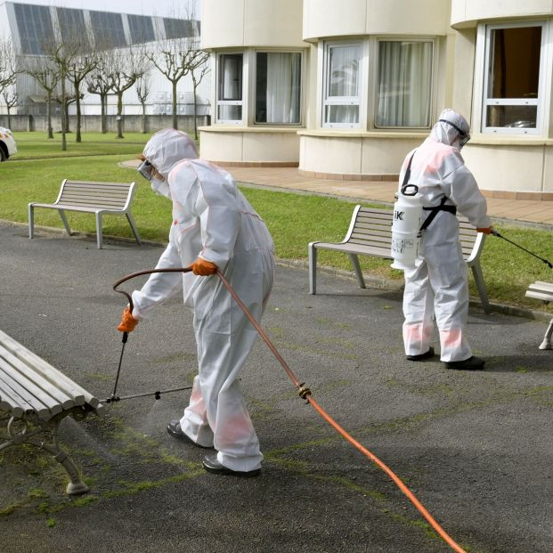 CCOO denuncia el incumplimiento de las normas de protección en las residencias de mayores