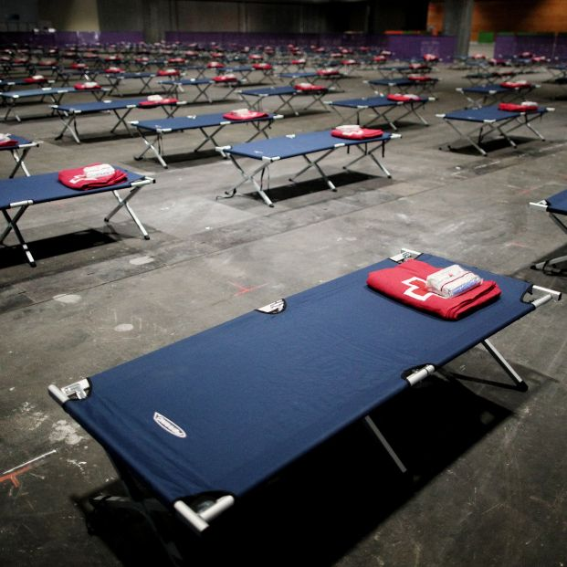 Madrid se prepara para lo peor: La UME montará en Ifema un hospital con 5.500 camas