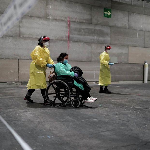 COCEMFE exige que en los criterios de acceso a las UCI no se tenga en cuenta la discapacidad