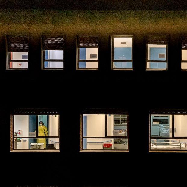 Hospital Madrid Coronavirus (Foto: Fernando Quintela)