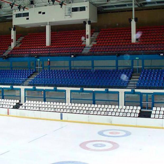 Palacio hielo Madrid