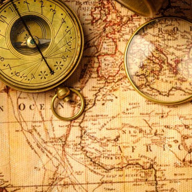 Dónde ver mapas antiguos online