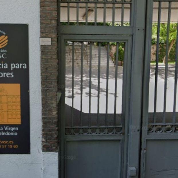 Mueren por coronavirus más de 20 mayores de una céntrica residencia de Madrid