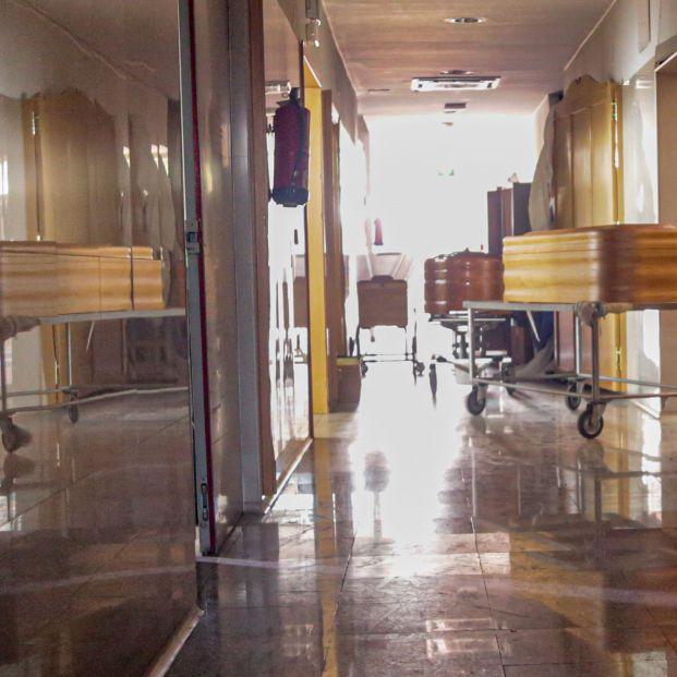 Los trabajadores de la Funeraria de Madrid desmienten el colapso de la empresa