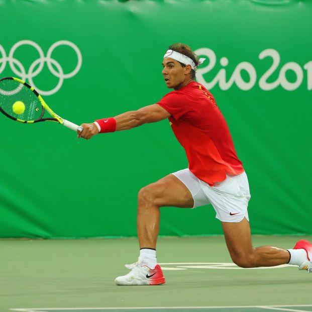Hazañas deporte español, Rafa Nadal durante los Juegos Olímpicos de Río 2016