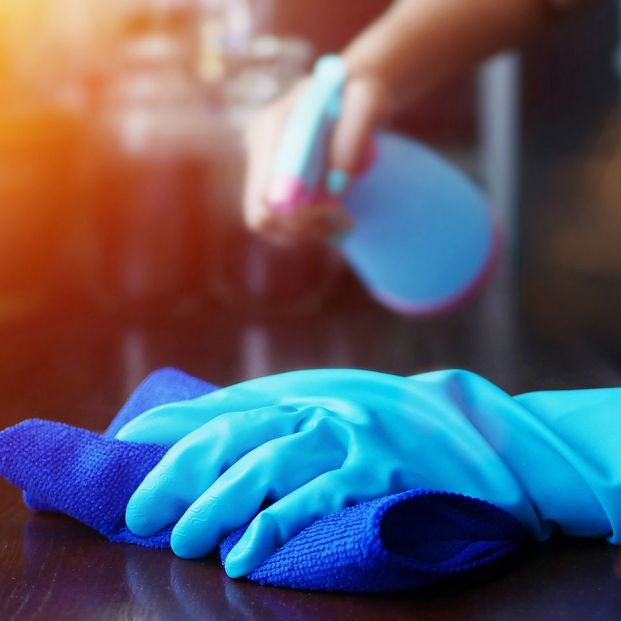 Cómo desinfectar correctamente la casa para evitar el contagio por coronavirus