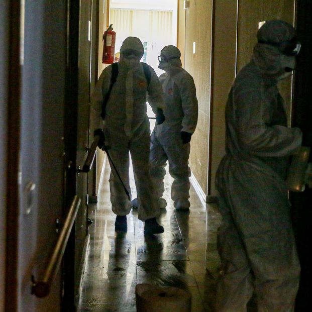 Una de cada tres muertes por coronavirus en España ha sido en una residencia de mayores
