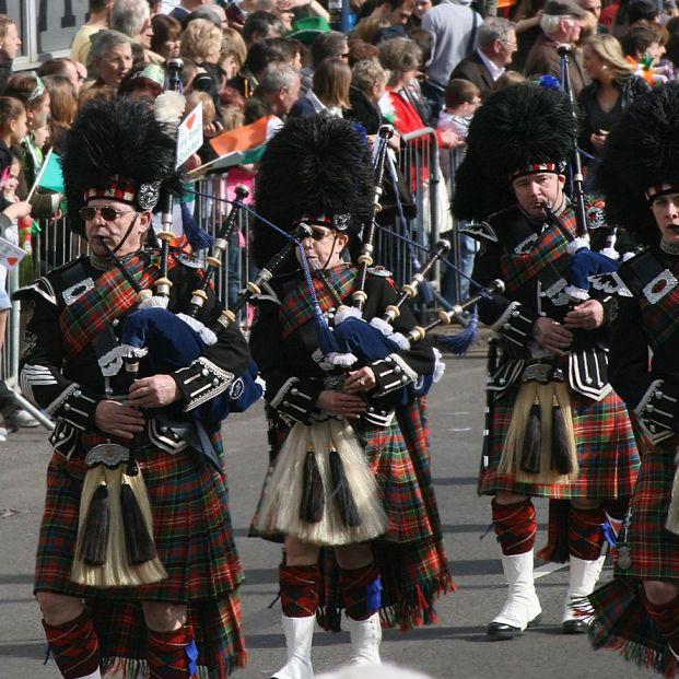 ¿Por qué se celebra el Día de San Patricio en Irlanda? (Big stock)