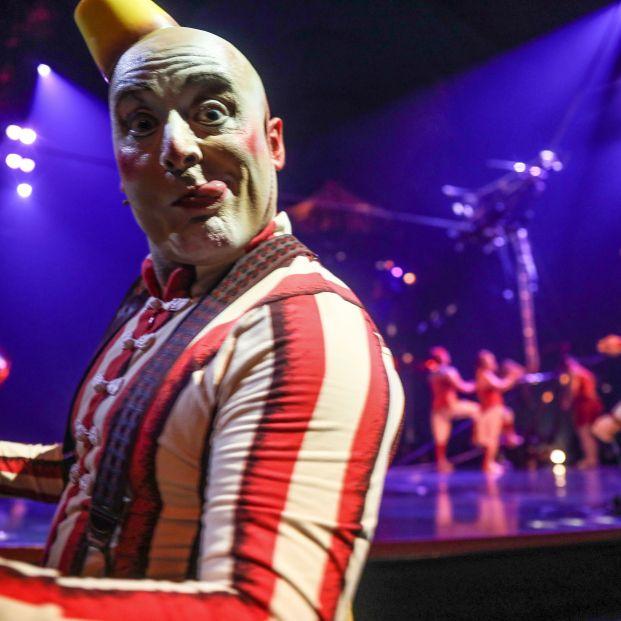 Las 10 buenas noticias del coronavirus de hoy 29 de marzo. Cirque du Soleil. Foto: EuropaPress