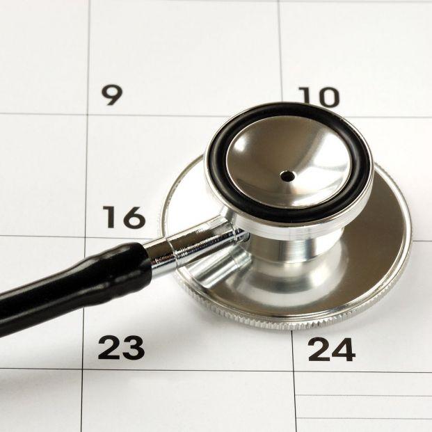 Tres aplicaciones para gestionar tus citas médicas y no olvidarte de nada (Big stock )