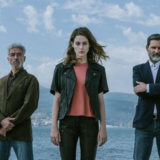 'Auga seca', la primera serie en lengua gallega del catálogo de HBO
