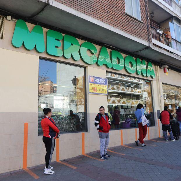 Mercadona actualiza este viernes las medidas de seguridad en todos sus supermercados