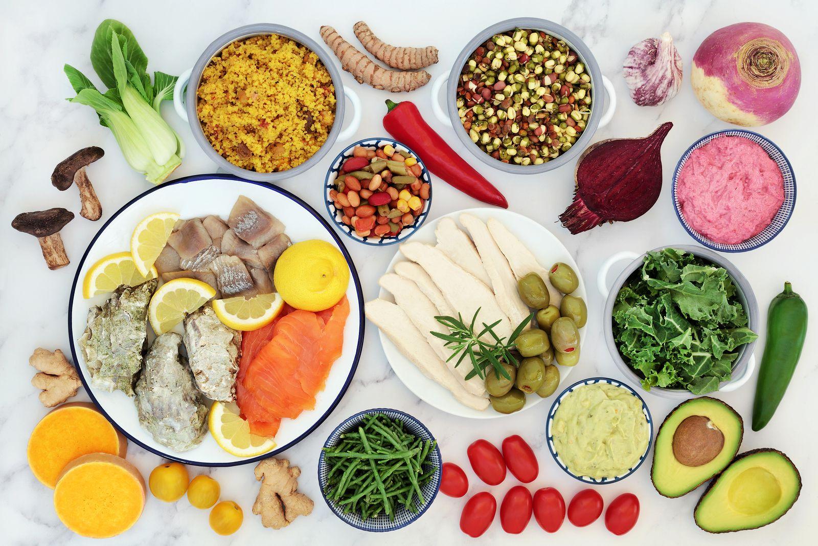 Alimentos que ayudan a aumentar las defensas