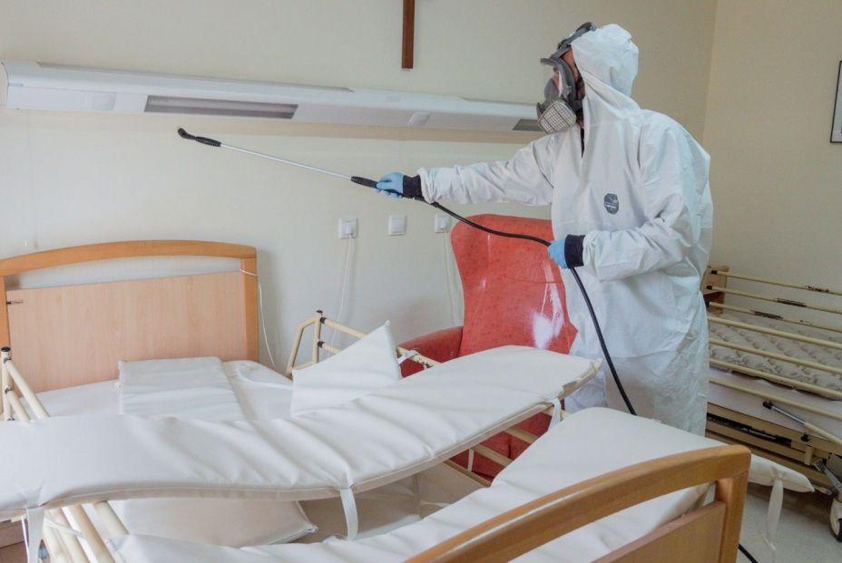 Europa: más del 50% de las víctimas de coronavirus vivían en geriátricos