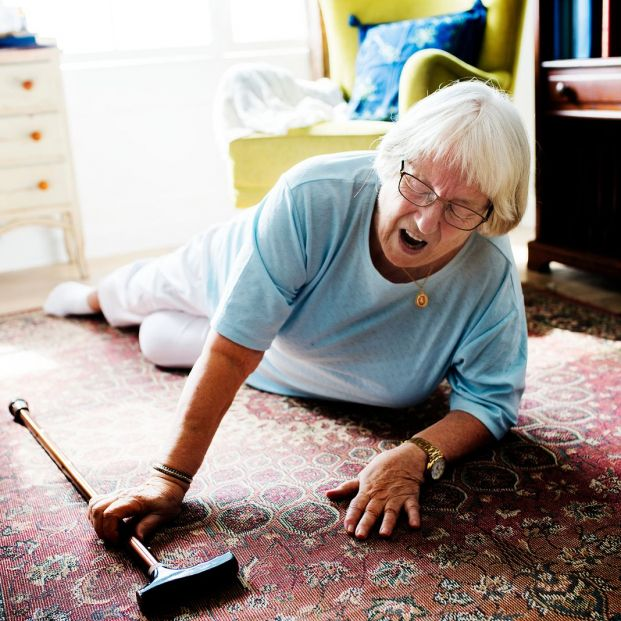 Cuidado con los accidentes en casa: consejos dirigidos a las personas mayores