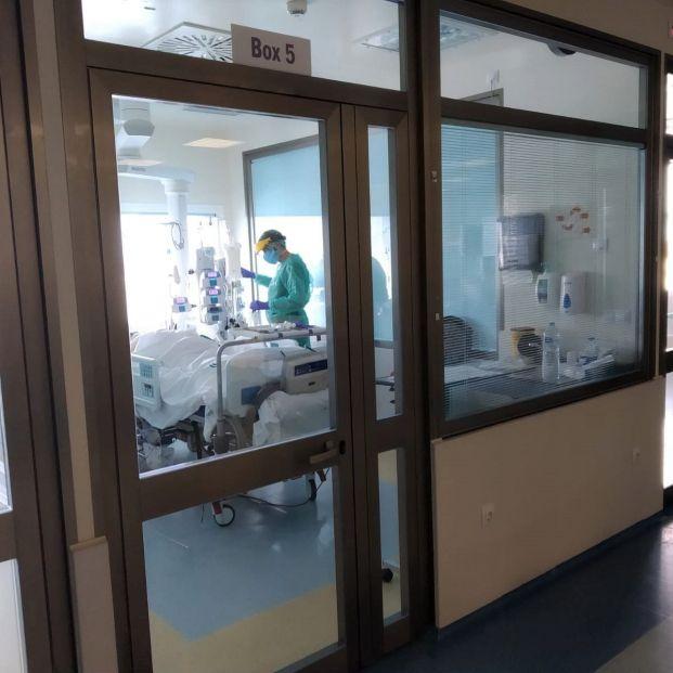 EuropaPress 2783046 imagen uci hospital  coronavirus