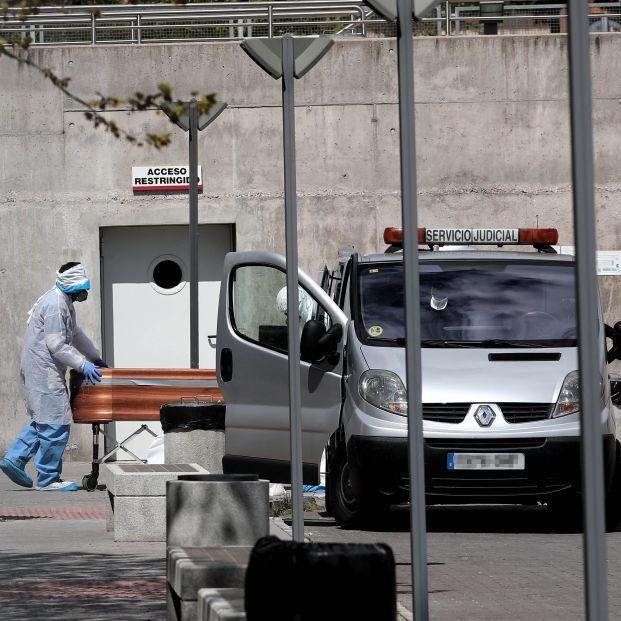 4.750 mayores ha muerto en residencias de Madrid desde que comenzó la crisis del coronavirus