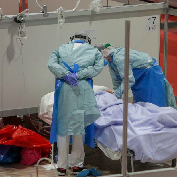 """La OMS avisa de que la tasa de mortalidad del Covid-19 es """"10 veces superior"""" a la de la gripe"""