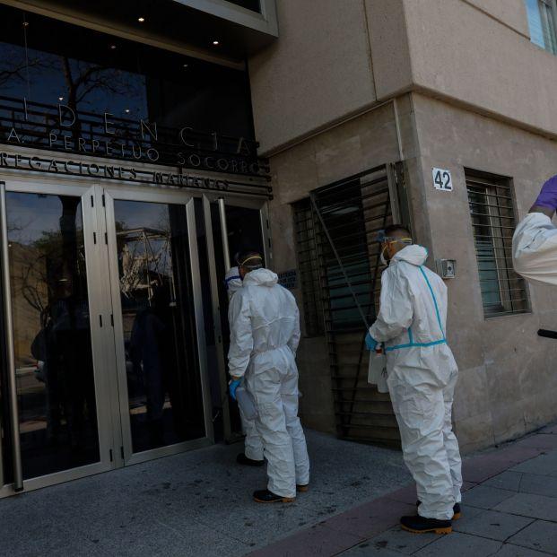 La Fiscalía investiga penalmente a 86 residencias de mayores, 40 en Madrid