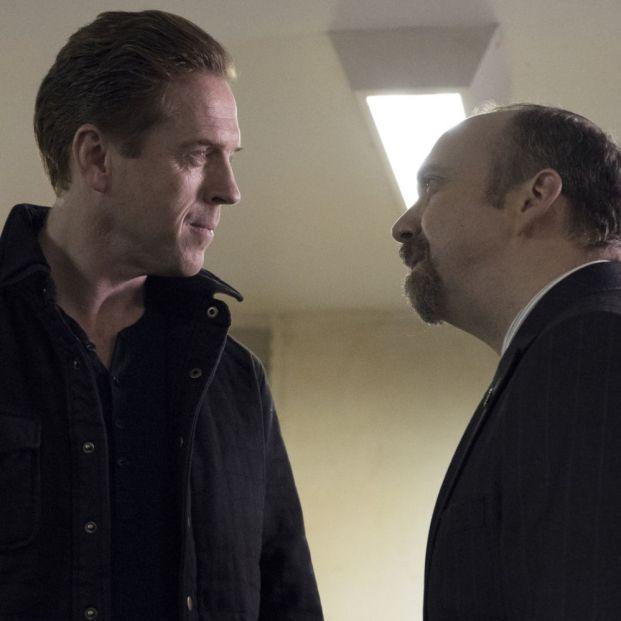 'Billions' regresa este marzo con su cuarta entrega: Lewis y Giamatti en un episodio (Showtime)